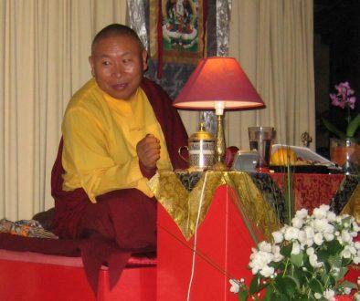Wangdrak Rinpoche