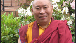 Wangdrak Rinpoche in the USA 2010