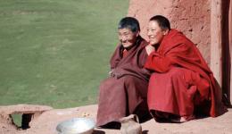 Life at Gebchak Gonpa