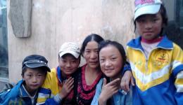Yushu orphans-Fall 2013